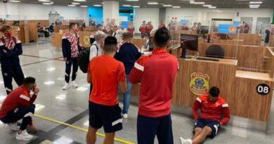 #CopaSudamericana Independiente: de la odisea a la suspensión