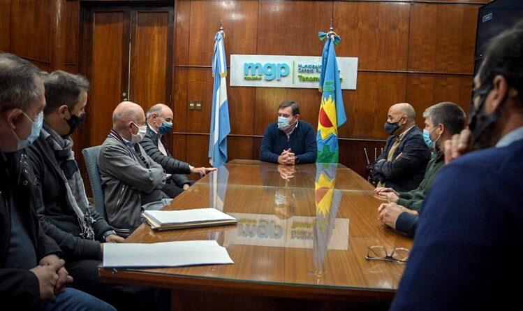 """#MardelPlata Montenegro pidió """"máxima rigurosidad"""" con las fiestas clandestinas y que se aplique multas de 4 millones de pesos"""