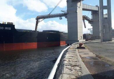 #Necochea Puerto Quequén proyecta un gran año en sus exportaciones