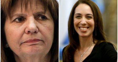 """#Nacionales #LaRosca Arde la interna: """"No nos ayuda que Vidal compita en la Capital Federal"""", aseguró Patricia Bullrich"""