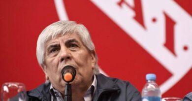 #Fútbol Es oficial: Moyano irá por la reelección en el Rojo