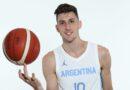 #Basquet: Otro argentino a la NBA