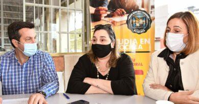 #Necochea El Intendente formó parte del lanzamiento de la Tecnicatura Superior en Energías Renovables